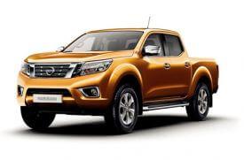 Nissan Navara D/Cab Tekna 2.3dCi 190 4WD Auto