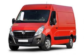 Vauxhall Movano 28 L1 2.3 CDTI H1 Van 130ps