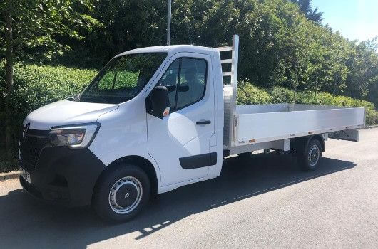 "Renault Master Dropside Master 4.8m (15ft 9"") Dropside 2.3 DCi 135PS Twin Turbo"