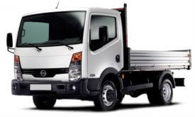 Nissan NT400 Cabstar 3.5T MWB Single Cab 3.0 dCi DRW Tipper