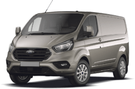 Ford Transit Custom 320 L1 130 Limited DCIV Auto