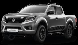Nissan Navara D/Cab N-Guard 2.3dCi 190 4WD