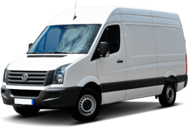 VW Crafter CR35 2.0 TDI 102PS Startline High Roof MWB