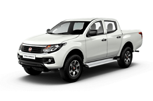 Fiat Fullback 2.4 180hp LX Double Cab Pick Up Auto