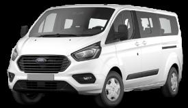 Ford Transit Custom Tourneo 310 L1 Titanium 9 Seater 130 Auto