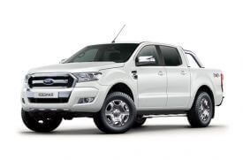 Ford Ranger Double Cab Wildtrak 2.0 TDCi 213 Auto