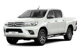 Toyota Hilux Invincible D/Cab Pick Up 2.4 D-4D Auto