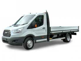 Ford Transit Dropside 350 L3 2.0 TDCi 130ps Double Cab Dropside RWD