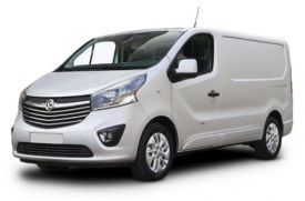 Vauxhall Vivaro 2700 L1 H1 120PS Blueinjection Sportive