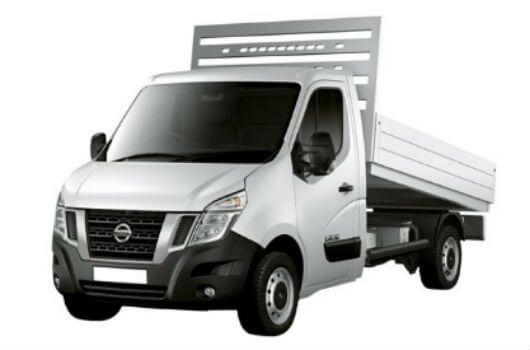 Nissan NV400 tipper